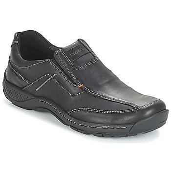 Čevlji  Moški Čevlji Derby Josef Seibel Nolan 18 Črna