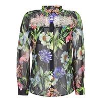 Oblačila Ženske Srajce & Bluze Guess CLOUIS Czarny