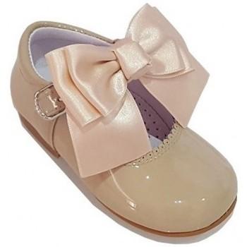 Čevlji  Deklice Čevlji Derby & Čevlji Richelieu Bambi 19580 Kostanjeva