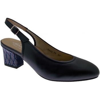 Čevlji  Ženske Sandali & Odprti čevlji Calzaturificio Loren LO5234bl blu