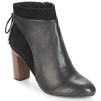 Čevlji  Ženske Gležnjarji Jonak BEAR Črna