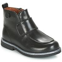Čevlji  Deklice Polškornji Aster EVA Črna