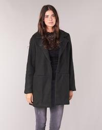 Oblačila Ženske Plašči Vila VIDORY Črna