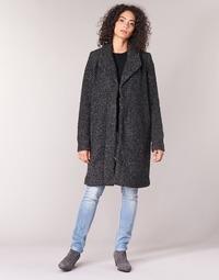 Oblačila Ženske Plašči Vila VICAT Črna