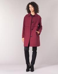 Oblačila Ženske Plašči Sisley FAREDA Bordo