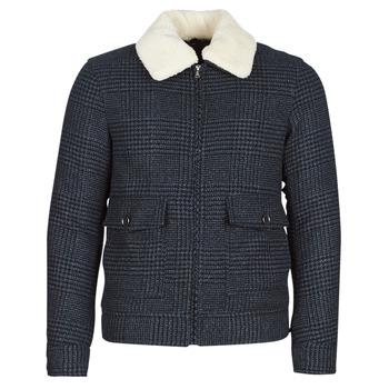 Oblačila Moški Plašči Sisley FADVIN Siva