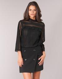 Oblačila Ženske Topi & Bluze See U Soon TELICA Črna