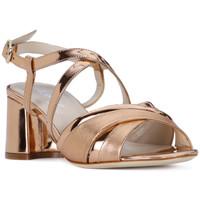 Čevlji  Ženske Sandali & Odprti čevlji Melluso VALERIA SALMONE Rosa