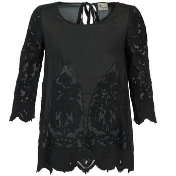 Oblačila Ženske Topi & Bluze Stella Forest ALANE Črna