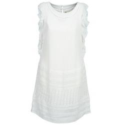 Oblačila Ženske Kratke obleke Stella Forest AUDRENE Bela