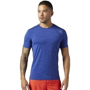 Oblačila Moški Majice s kratkimi rokavi Reebok Sport Actvchl Tee Modra