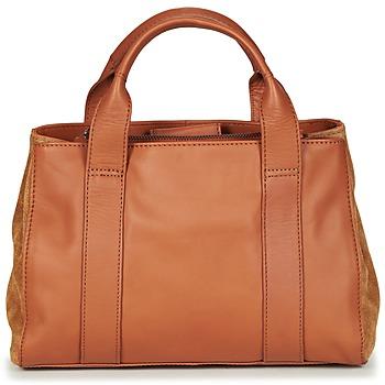 Torbice Ženske Ročne torbice Betty London JUZTA Cognac