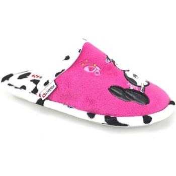 Čevlji  Deklice Nogavice Superga AJ742 Roza