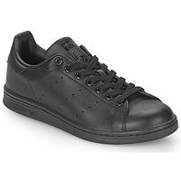 Čevlji  Nizke superge adidas Originals STAN SMITH Črna