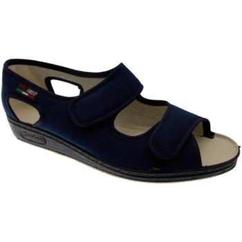 Čevlji  Ženske Nogavice Gaviga GA180bl blu