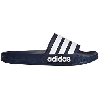 Čevlji  Moški Natikači adidas Originals Adilette Shower Mornarsko modra