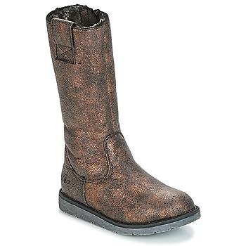 Čevlji  Deklice Mestni škornji    Mod'8 ALTANA Črna / Bronze