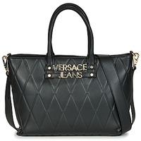 Torbice Ženske Ročne torbice Versace Jeans TACAZO Črna