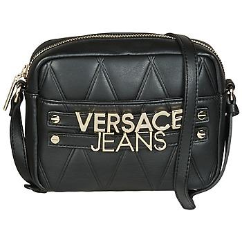 Torbice Ženske Torbe za čez ramo Versace Jeans SOTARA Črna