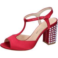 Čevlji  Ženske Sandali & Odprti čevlji Lella Baldi AH826 Rdeča