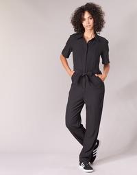Oblačila Ženske Kombinezoni G-Star Raw BRISTUM DC JUMPSUIT Črna