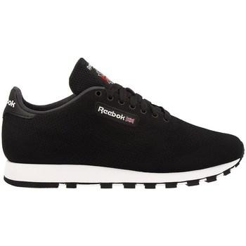 Čevlji  Moški Nizke superge Reebok Sport CL Leather Ultk Črna