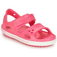 Čevlji  Deklice Sandali & Odprti čevlji Crocs CROCBAND II SANDAL PS Rožnata