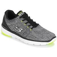 Čevlji  Moški Fitnes / Trening Skechers FLEX ADVANTAGE 3.0 Siva