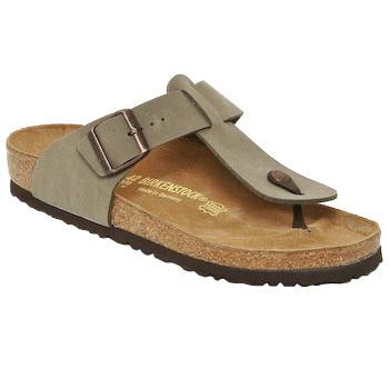 Čevlji  Moški Japonke Birkenstock MEDINA Bež