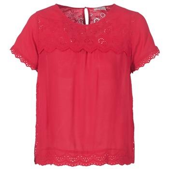 Oblačila Ženske Topi & Bluze Betty London JALILI Rdeča