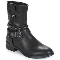 Čevlji  Ženske Polškornji LPB Shoes LOUNA Črna