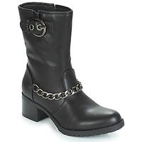 Čevlji  Ženske Gležnjarji LPB Shoes LOANNE Črna