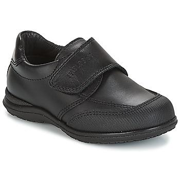 Čevlji  Dečki Čevlji Derby Pablosky BAKLAVO Črna