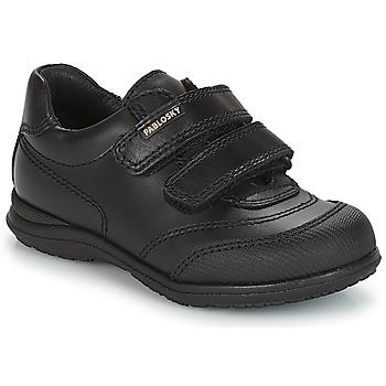 Čevlji  Dečki Čevlji Derby Pablosky BAKKYLIN Črna