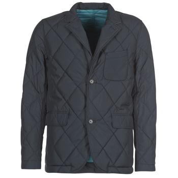 Oblačila Moški Jakne Vicomte A. ODIN QUILTED BLAZER Modra