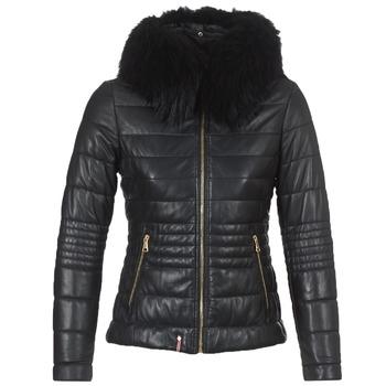 Oblačila Ženske Puhovke Oakwood JELLY Črna