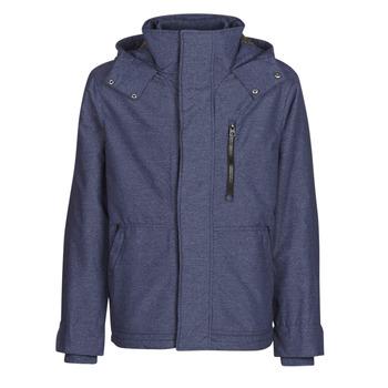 Oblačila Moški Jakne Benetton MARDAN Modra