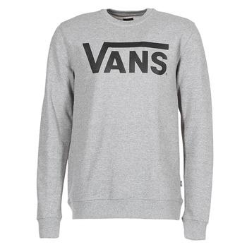 Oblačila Moški Puloverji Vans VANS CLASSIC CREW Siva
