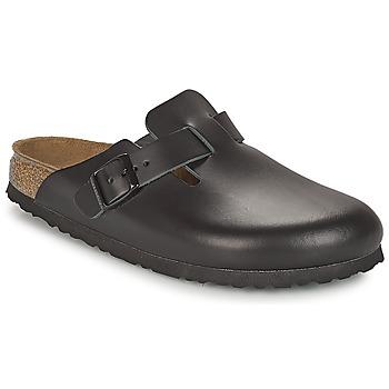 Čevlji  Cokli Birkenstock BOSTON Črna
