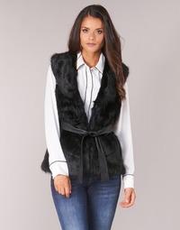 Oblačila Ženske Jakne & Blazerji Kaporal CLINT Črna