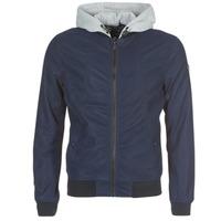 Oblačila Moški Usnjene jakne & Sintetične jakne Kaporal LODY Modra