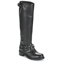 Čevlji  Ženske Mestni škornji    Mimmu MELVYN Črna