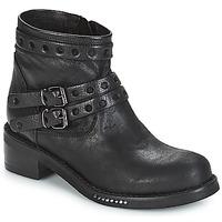 Čevlji  Ženske Polškornji Mimmu MAIRON Črna