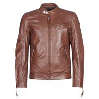 Oblačila Moški Usnjene jakne & Sintetične jakne Redskins TRUST CASTING Brązowy