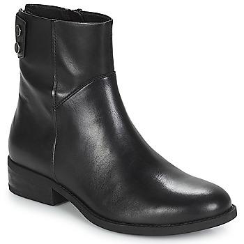 Čevlji  Ženske Polškornji Vagabond Shoemakers CARY Črna