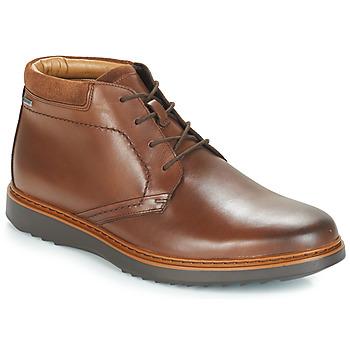 Čevlji  Moški Polškornji Clarks UN Kostanjeva