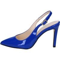 Čevlji  Ženske Sandali & Odprti čevlji Olga Rubini BY285 Modra