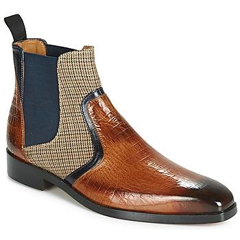 Čevlji  Moški Polškornji Melvin & Hamilton LEWIS 26 Kostanjeva