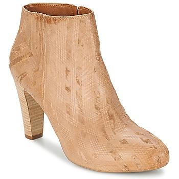 Čevlji  Ženske Gležnjarji Vic RIBE INTAGLIATO Kostanjeva