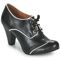 Čevlji  Ženske Čevlji Derby Cristofoli GRENATAS Črna